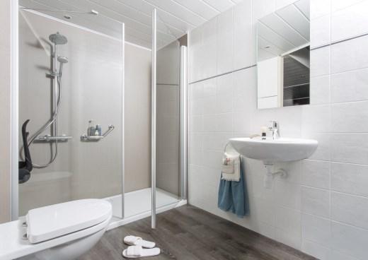 Badkamer in 1 dag referenties | Van Rooij Renovatie en Installatie