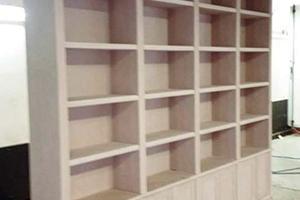 Op maat gemaakte boekenkast